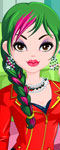 Spooky Monster High Girl