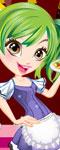 Sweet Waitress Girl