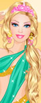 Barbie Arabic Princess Dress Up