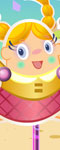 Candy Crush Dress Up