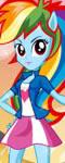 Equestria Girls: Rainbow Dash 2