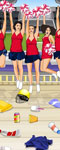 Cleaning Cheerleading