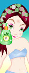 Tinker Bell Hair And Facial