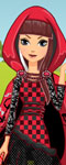 Ever After High Cerise Hood Dress Up