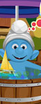 Smurfs Baby Caring