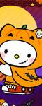 Hello Kitty Halloween Costume Mash Up