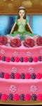Bonnie Christmas Cake