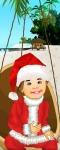 Summer Santa Kid Dress Up