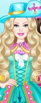 Barbie Musketeer Princess Dress Up