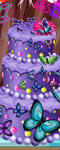 Butterfly Birthday Cake Decoration
