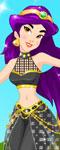 Emo Jasmine Dress Up
