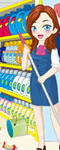 Cleaning Time: Supermarket