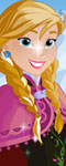 Princess Anna Frosty Makeover