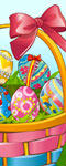 Easter Egg Basket Design