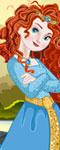 Brave Princess Merida