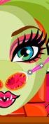 Venus McFlytrap Nose Cleaning