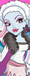 Monster High Abbey Bominable Dress Up Challenge