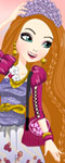 Ever After High Holly O'Hair Dress Up