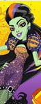 Monster High Casta Fierce Dress Up