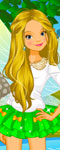 Tinkerbell Today Dress Up Game