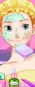 Frozen Anna Makeover Game