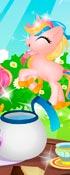 Pony Princess Tea Party