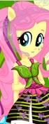 Fluttershy Rainbooms Style