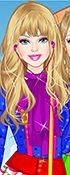 Barbie College Student