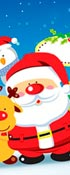 Christmas Santa 6 Diff