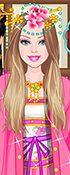 Bonnie Chinese Princess Dress Up