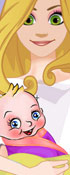 Rapunzel Birth Surgery