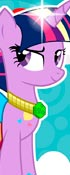 Twilight Rainbow Power Style