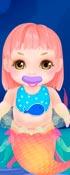 Mermaid New Baby 2