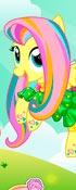 Fluttershy Magic Rainbow Power Style