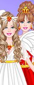 Bonnie Angel Bride Dress Up