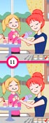 Cupcake Party Differences