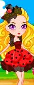 Tylie As Ladybug Look