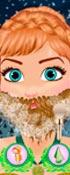 Anna Beard Shaving