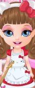 Baby Bonnie Hello Kitty Costumes