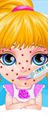 Baby Bonnie Chickenpox Attack