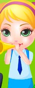 Baby Madison Prankster