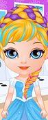Baby Bonnie Frozen Hair Salon