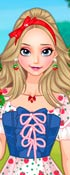 Strawberry Elsa