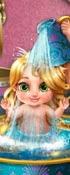 Rapunzel Baby Wash
