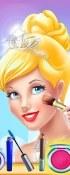 Cinderella's Wedding Make Up