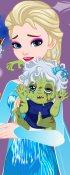 Ella's Zombie Baby