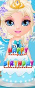 Baby Bonnie Frozen Party