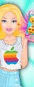Bonnie iPhone Emoji Decoration