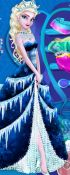Elsa Fun Closet Cleaning