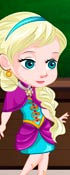 Babies Elsa And Anna Frozen School